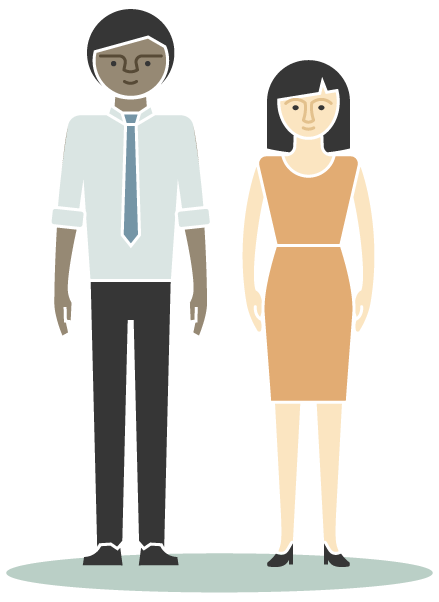 consulting couple